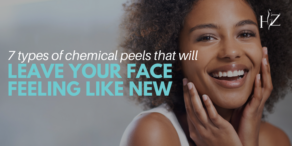 types of chemical peels, what is a chemical peel, plastic surgery clinic in orlando,