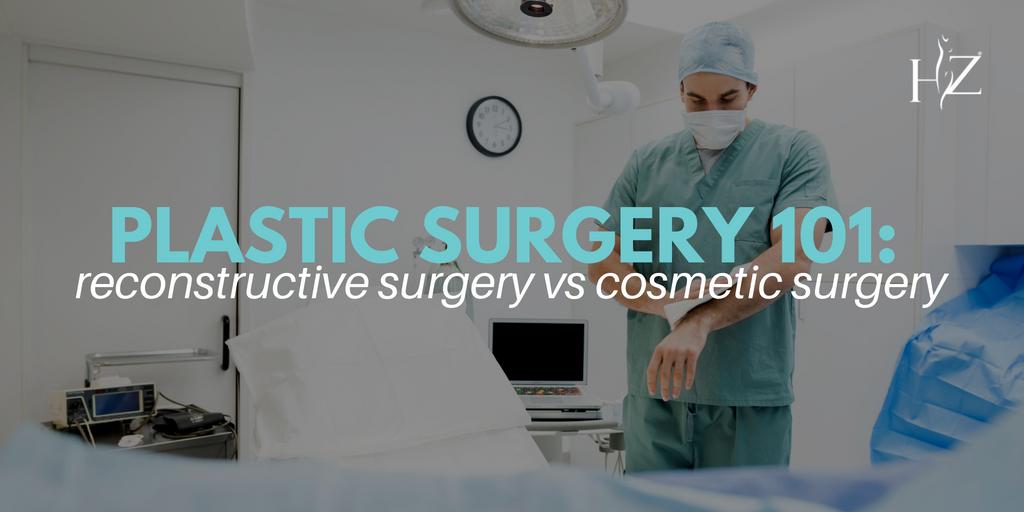 reconstructive surgery, cosmetic plastic surgery, what is reconstructive surgery