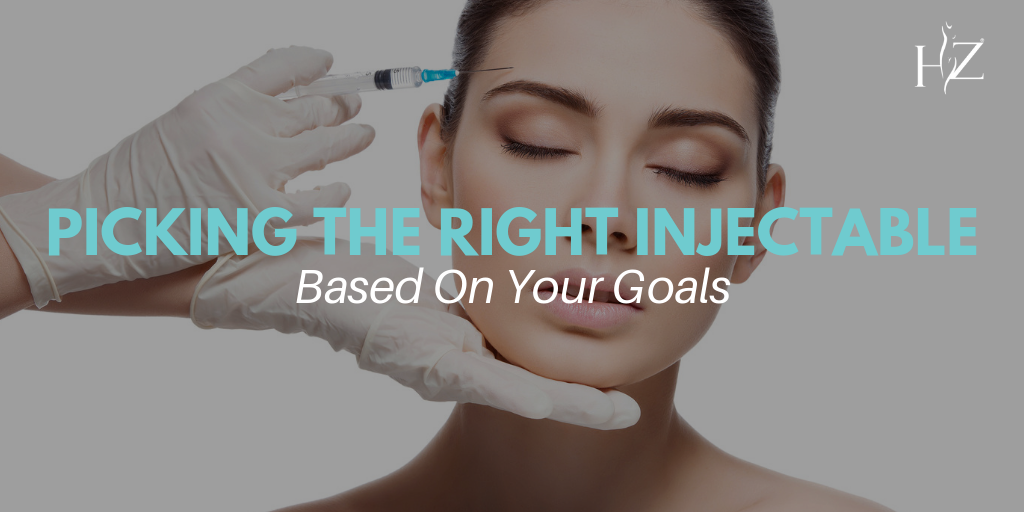injectables, botox, botox orlando, dysport, dysport orlando, what injectable do I need, what injectable should I get, kybella, juvederm, restylane, HZ plastic surgery, injectables in orlando