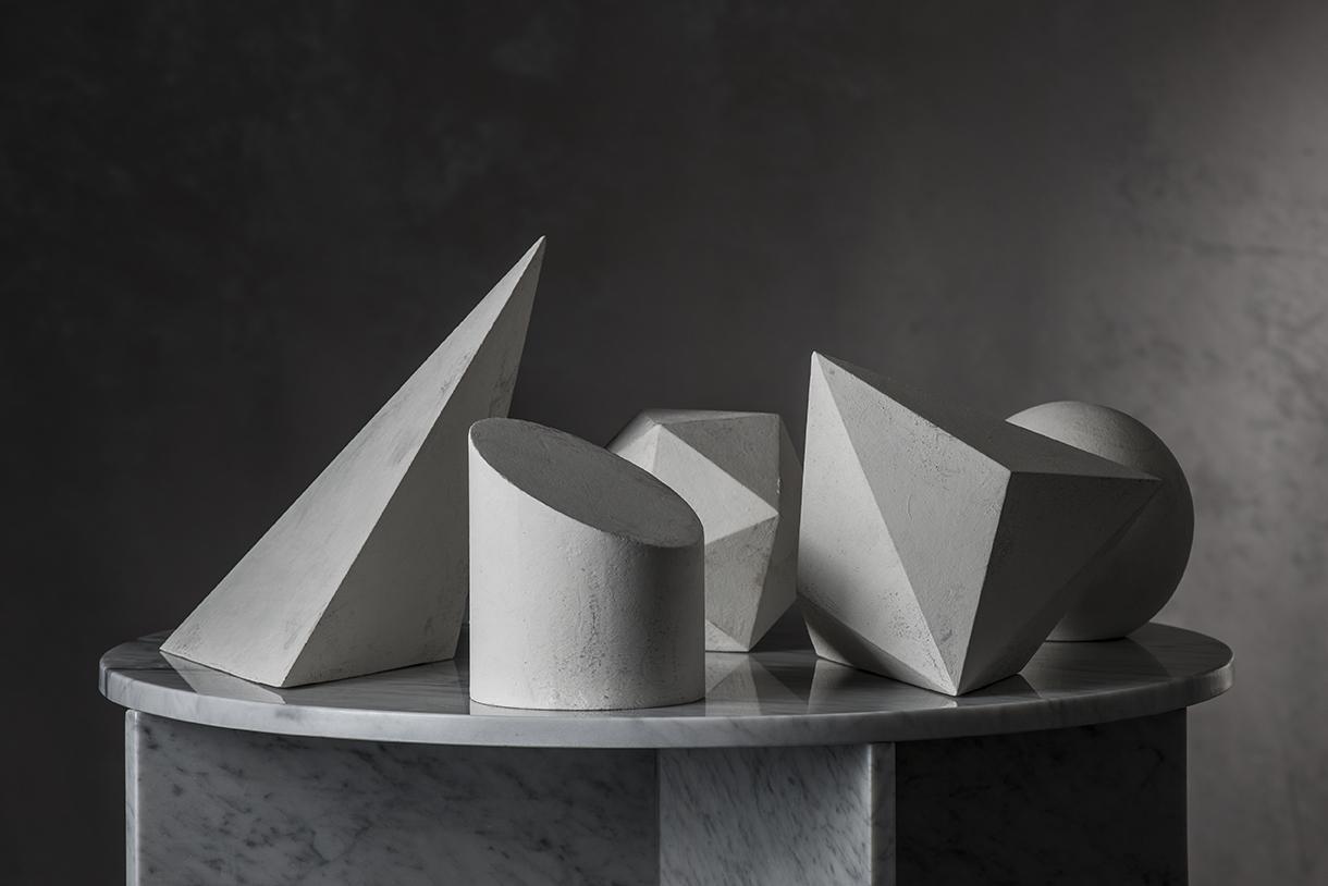 Set of Formes: No. 1 through 5  $1760