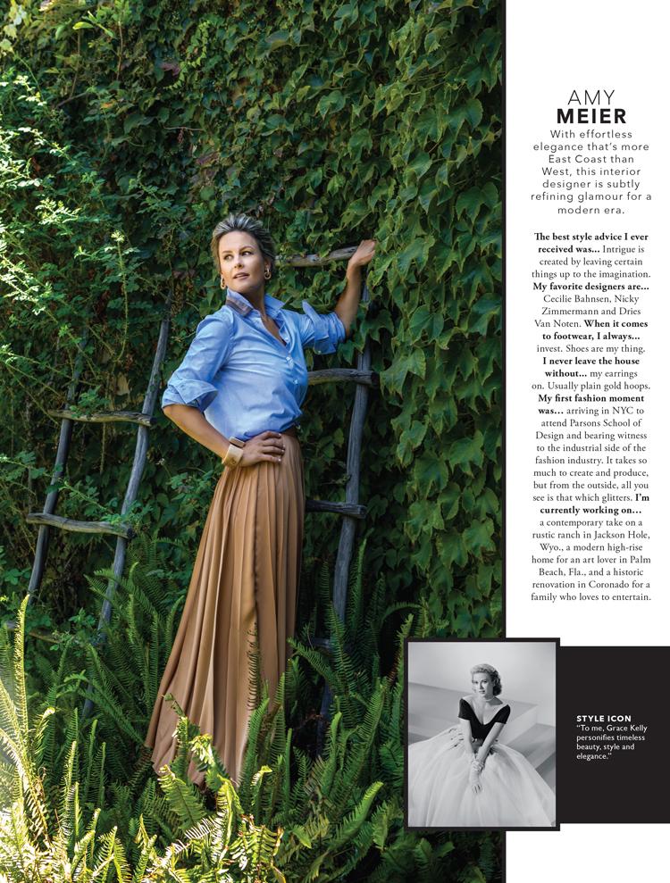 Amy Meier- Women of Style 2018