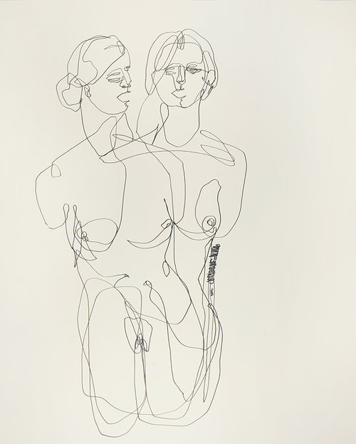 Drawings (continuous line)