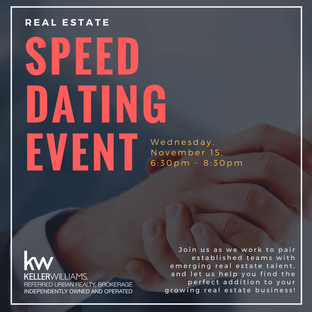 KWRU Speed Dating Event