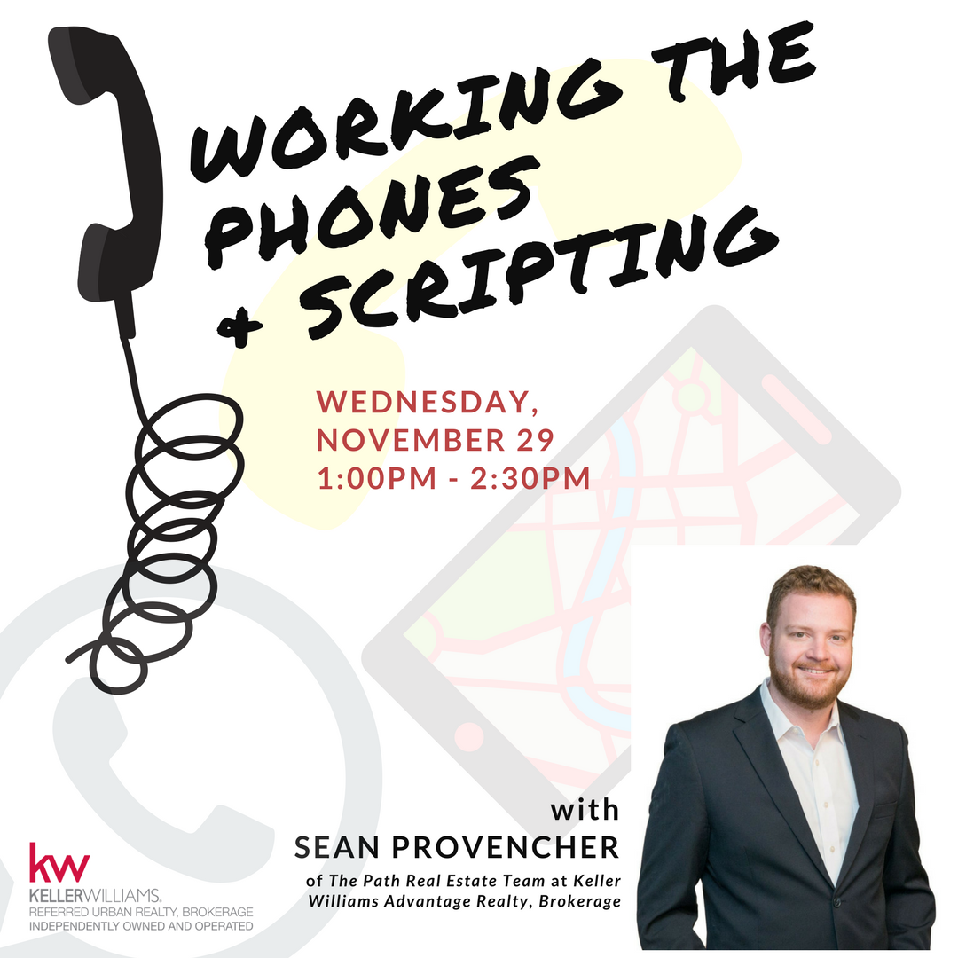 KWRU Working With Phones and Scripting