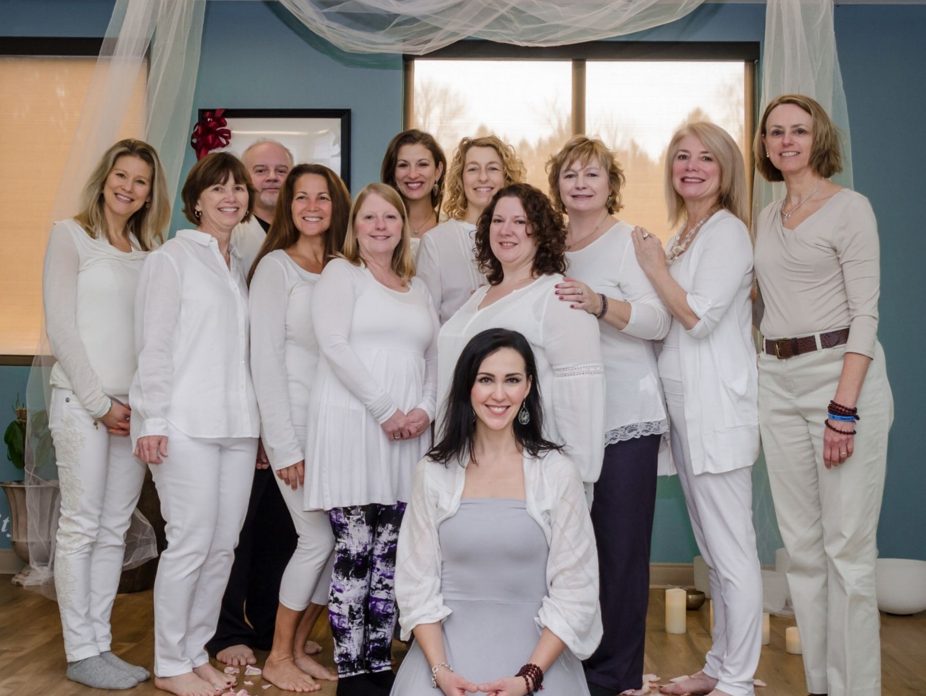 2016 graduates of the 200 hour mindful yoga teacher training.