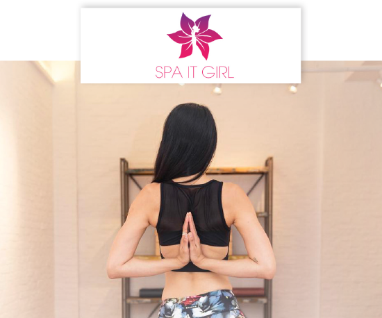 "SPA IT GIRL, ""Kita Yoga   is   Hong Kong's newest an cutest hands on yoga studio"""