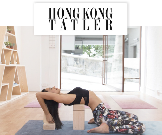 "Tatler, ""Best new yoga studios"""