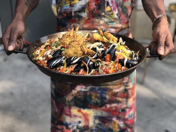 Seafood Festival Jambalaya