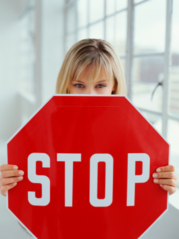 Stop Lady