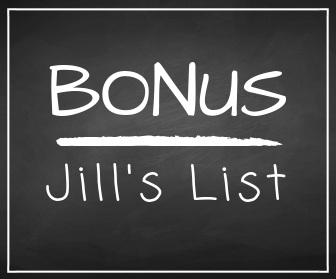 Jill's List