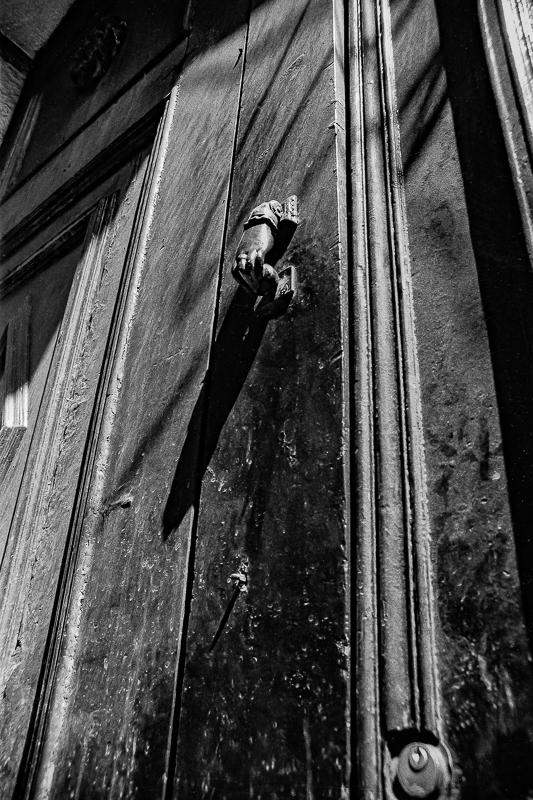 Door and Knocker