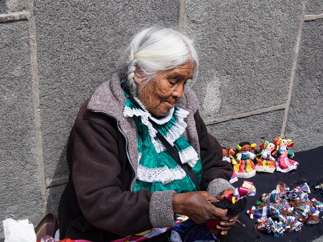 Doll Maker, Puebla, Mexico