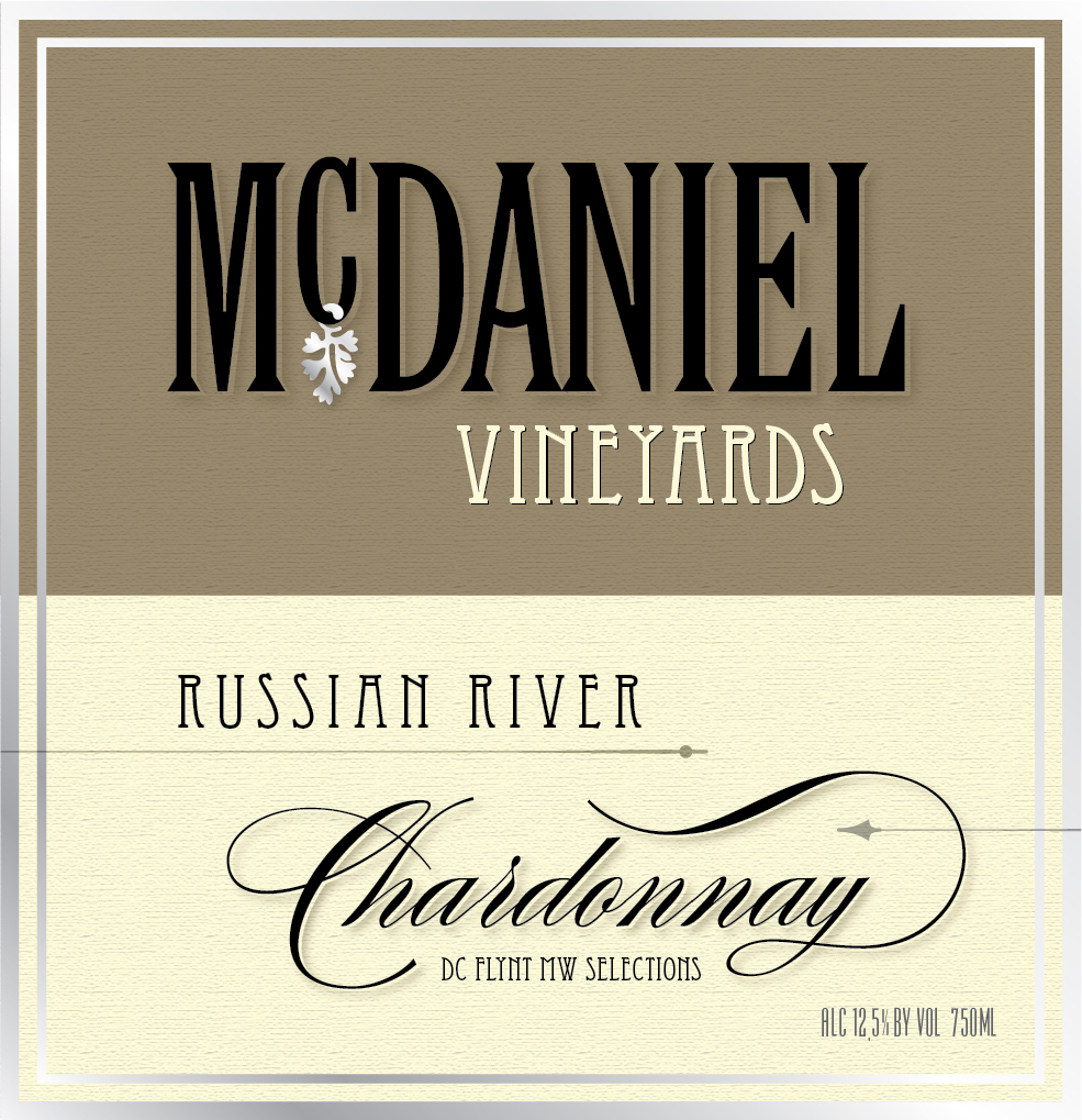 The Russian River Valley AVA is one of California's best-suited regions for the production of Chardonnay. Here the long days of sunshine develop ripe tropical fruit notes. The Pacific Ocean brings cool evening temperatures to the valley through the Petaluma gap to add crisp bright acidity to balance the concentrated fruit of this Russian River Valley Chardonnay.