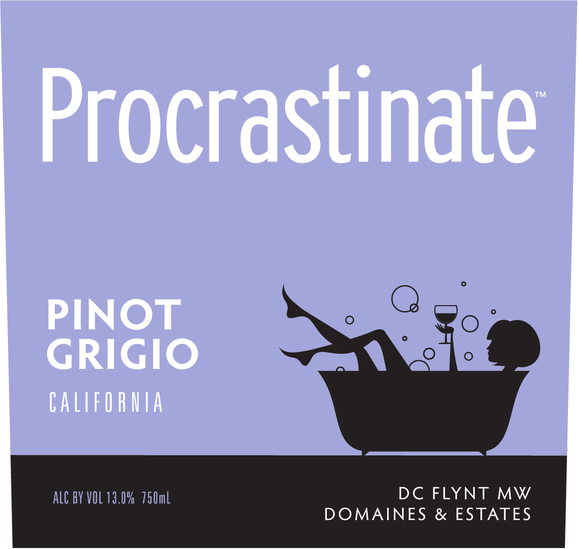 Once they got around to it, our winemakers employed sustainable practices in the vineyard and in the winery to produce this top-quality Pinot Grigio.  The final blend was carefully selected to enhance the body, fill out the mid-palate, lift the bright citrus finish, add white floral aromas plus hints of sweet orange blossom.