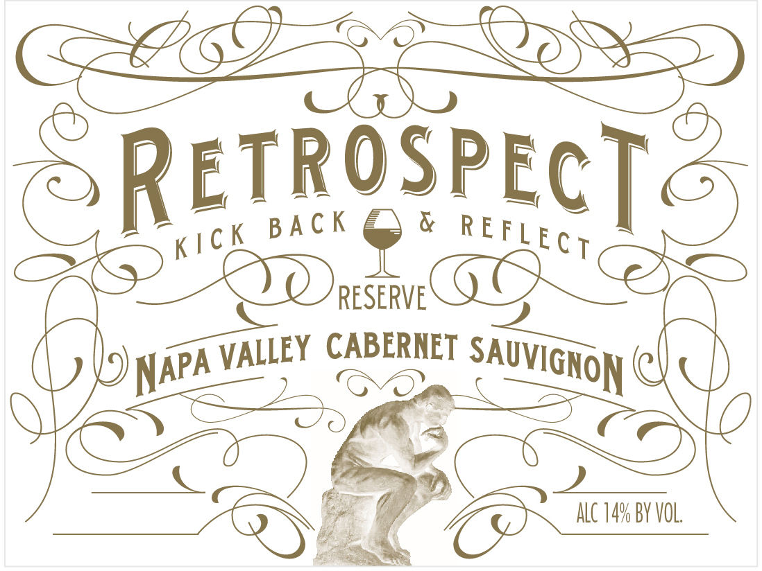 Retrospect puts everything right. Looking at Napa Valley with clear vision, it is hard to find a better place in the world for the production of high quality Cabernet Sauvignon. The classical notes of deep purple-black Cabernet Sauvignon, black berry, cassis and cedar wood are supported by careful use of oak barrel maturation.