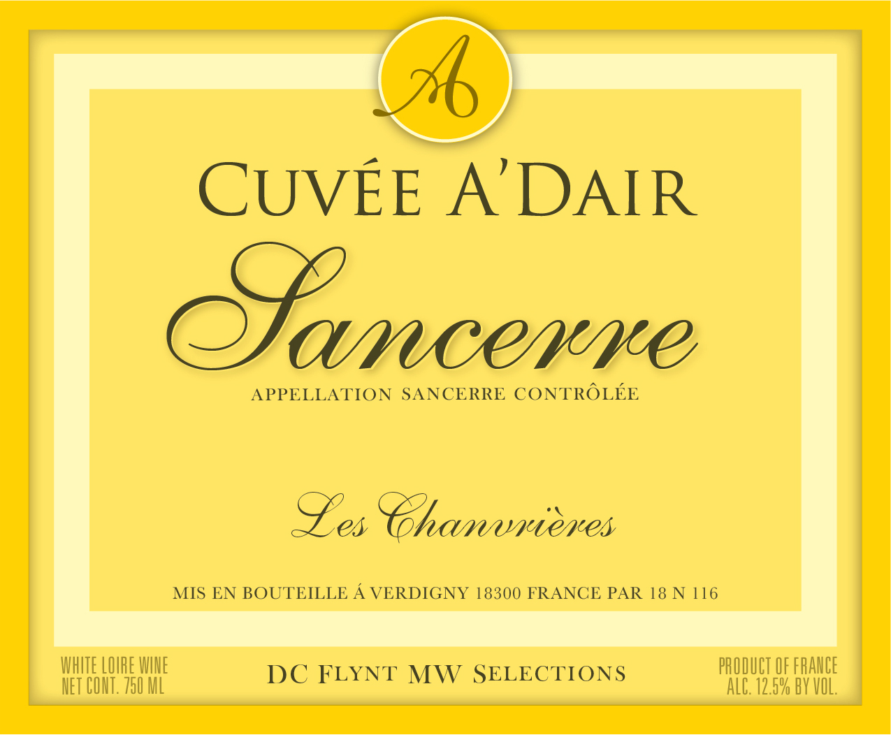 A delicious, blanced Sancerre that drinks refreshingly early on and develops pleasantly with age. It is quite a ripe style for Sancerre with some gooseberry fruit and vibrant mineral, citrus and grapefruit notes that give way to lemon, white peach and flint notes and a long, clean finish. Its bracing freshness, lovely minerality and lifting acidity places it firmly in Sancerre.