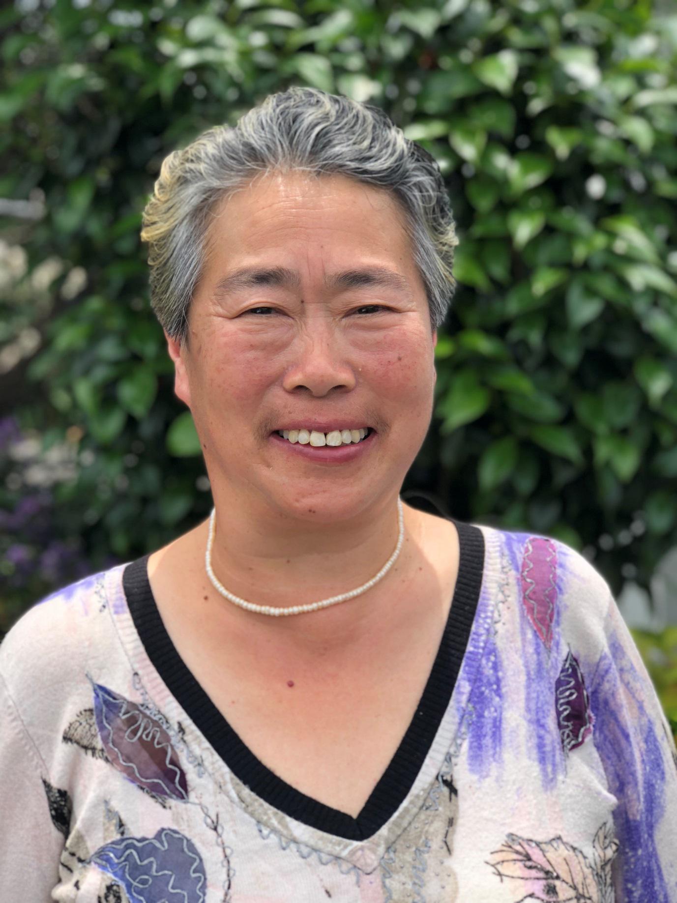 Gina Liu    Bachelor of Chinese Medicine  Master of Chinese Medicine & Philosophy