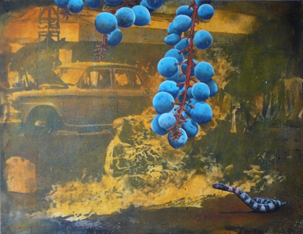 Perishables: Blueberries