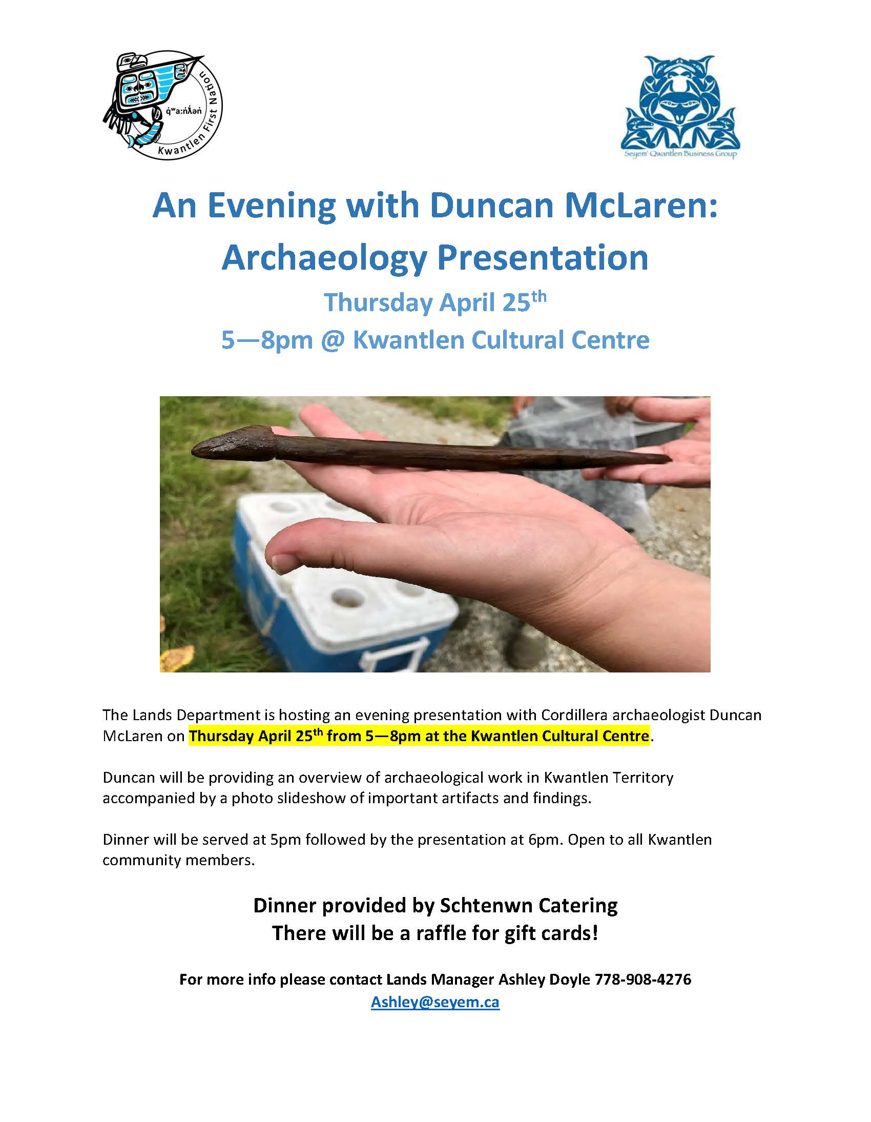 April 25 presentation Duncan Archaeology at KCC_.jpg