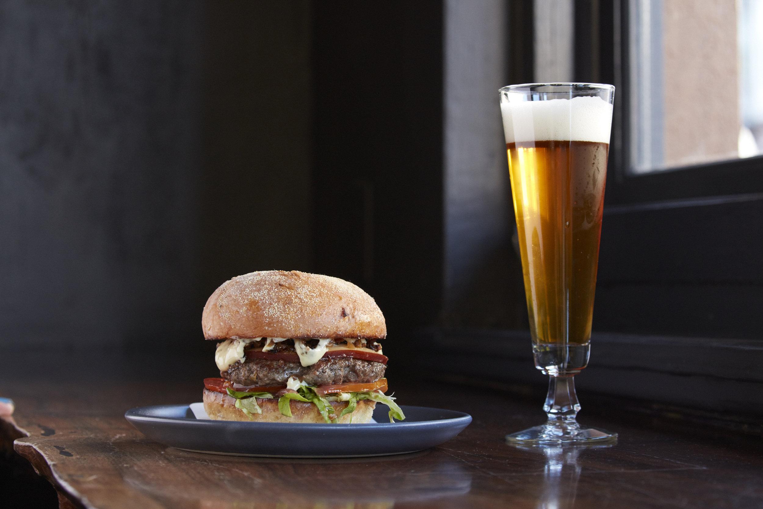 Mezcalito Burger