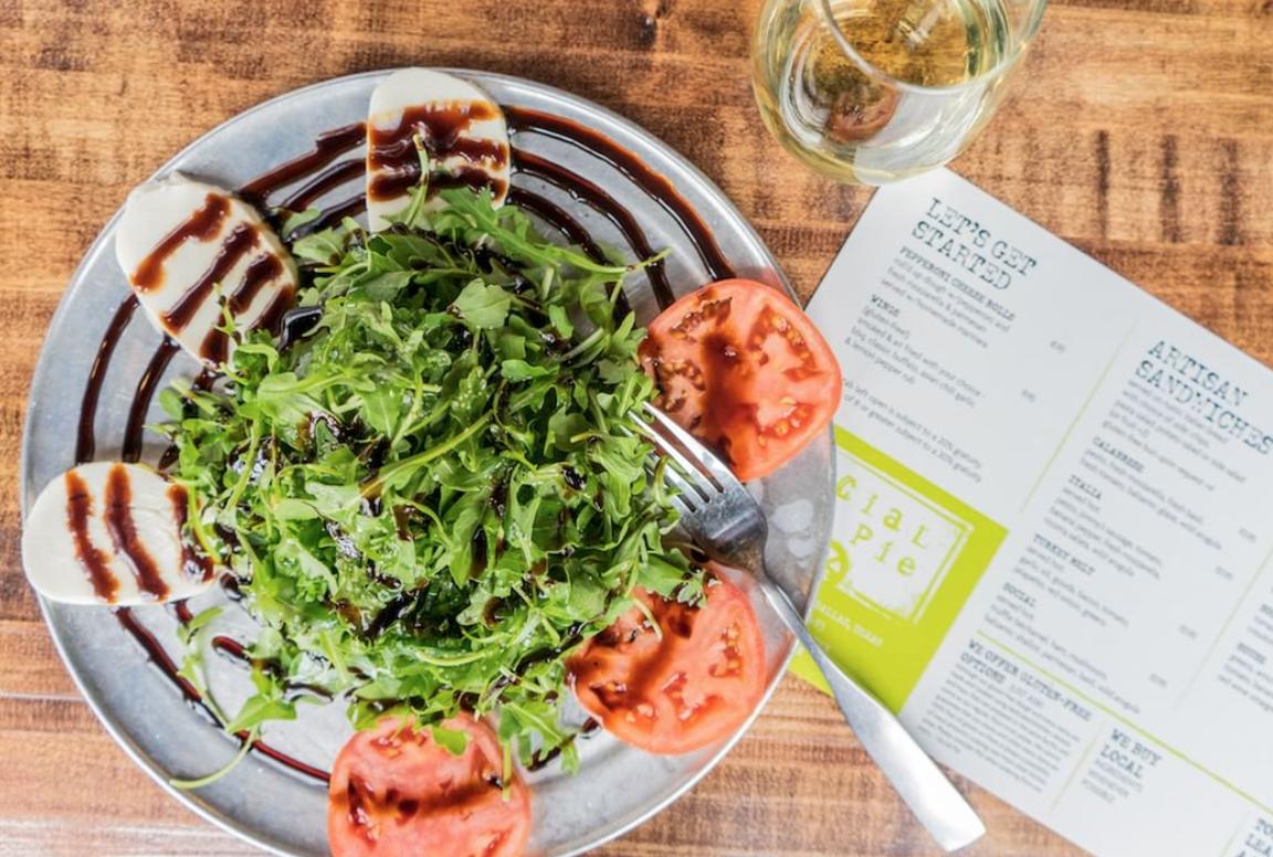social pie salads best salads dallas texas