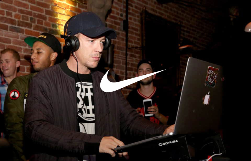 "Diplo for Nike / Resfest ""Ginga"" Film Launch"