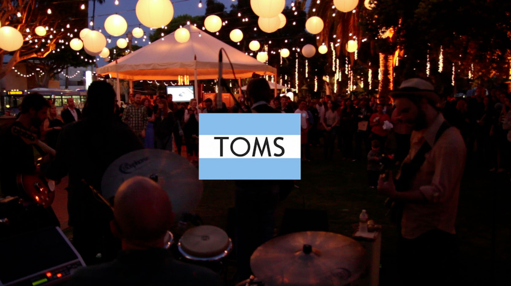 TOMS Shoes x Eyewear Launch