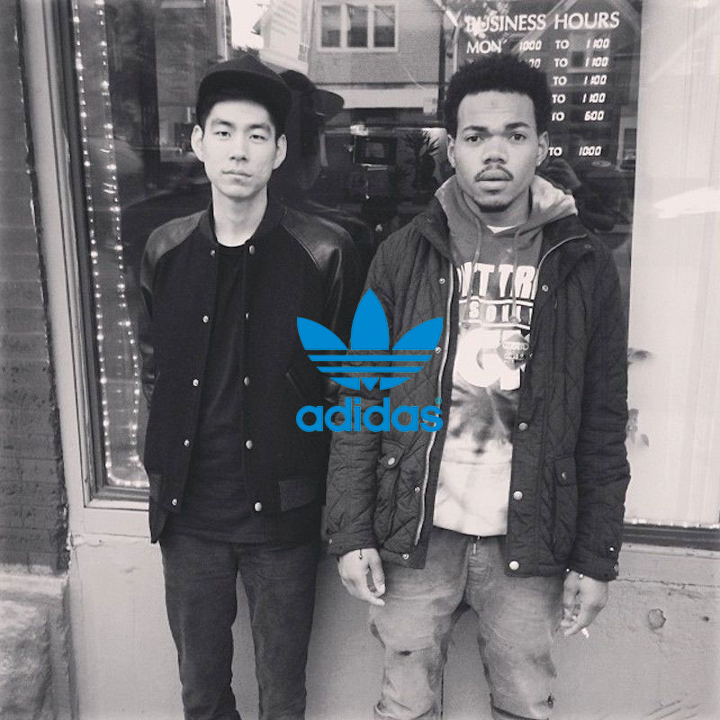 Chance The Rapper x Nosaj Thing for Adidas / Yours Truly