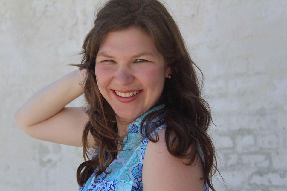 meet emily! - Emily Scott just recently moved to Independence, Missouri with her husband Kyle who is a Software Engineer. Emily has her own retreat and conference speaking business, Emily Scott Christian Speaker. Her favorite place to be is at church camp with all her favorite middle school campers. She is also enrolled in Philips Theological Seminary in pursuit of a Master of Divinity. In her free time, Emily loves to crochet, run, and get ice cream too frequently with Kyle.