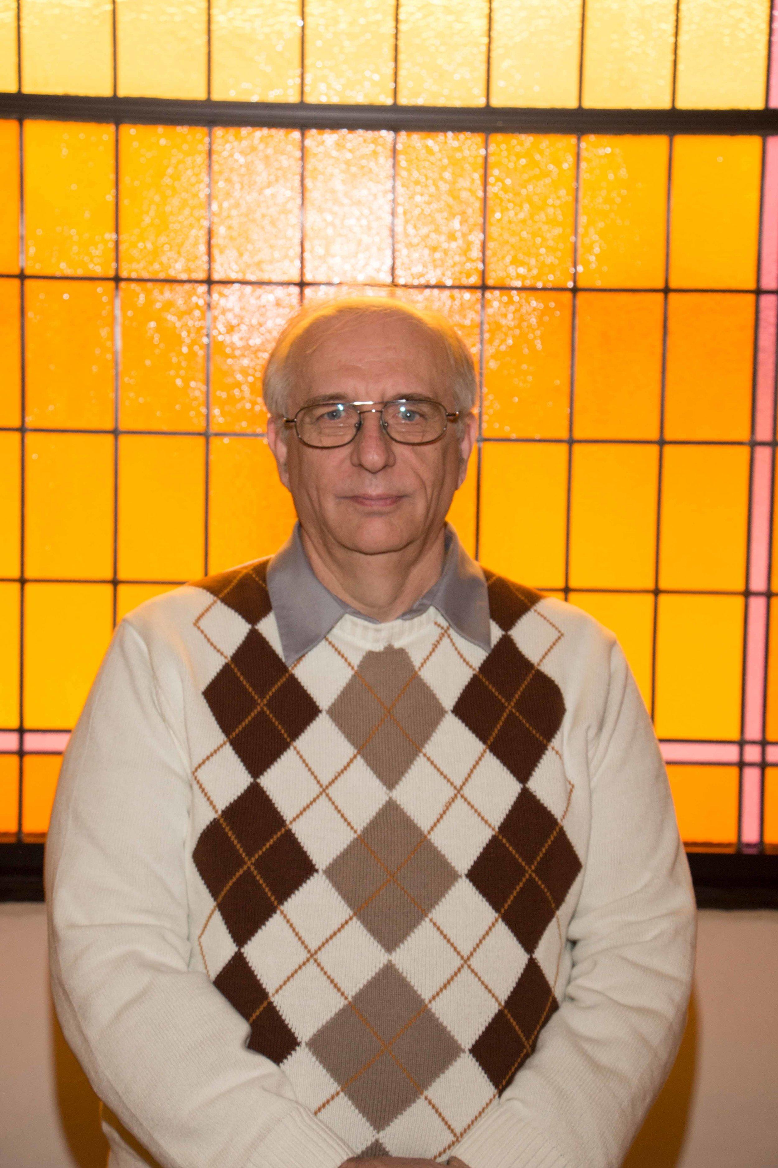Russel Ashby - Elder