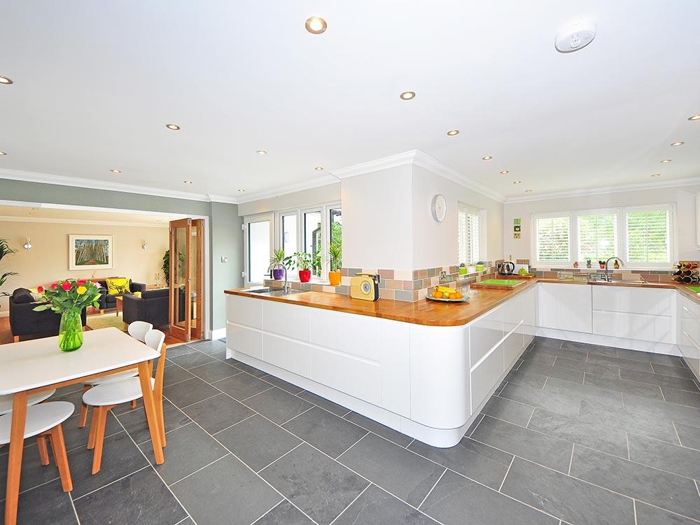 Tile Restoration - Professional tile restoration performed on your behalf.