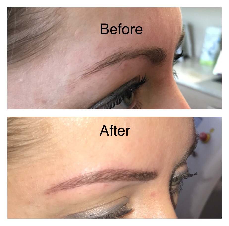 Microbladed Brows By Jeannie