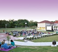 movies & Music on the lawn - A THE SILENT SUMMER LONG FILM SERIES
