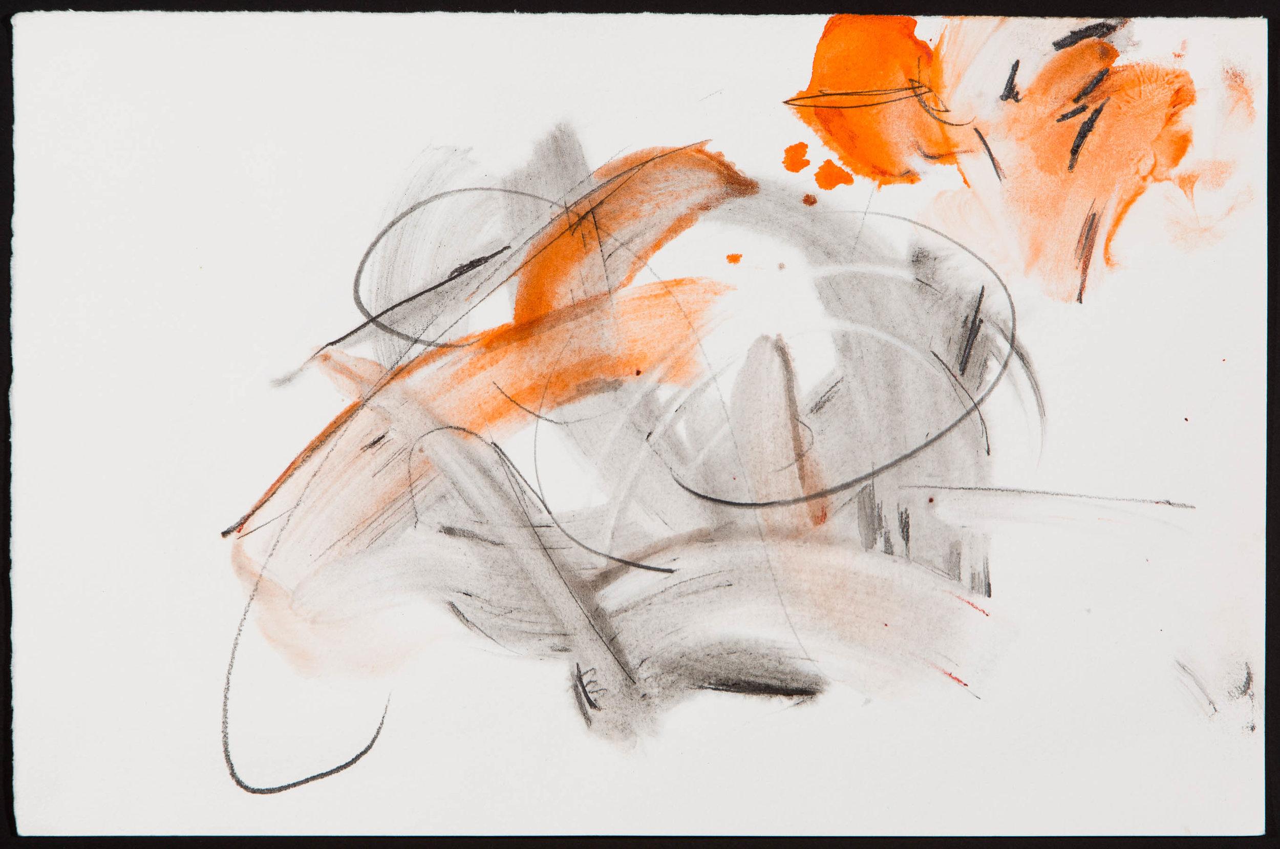Composition in Music, Orange (2016)