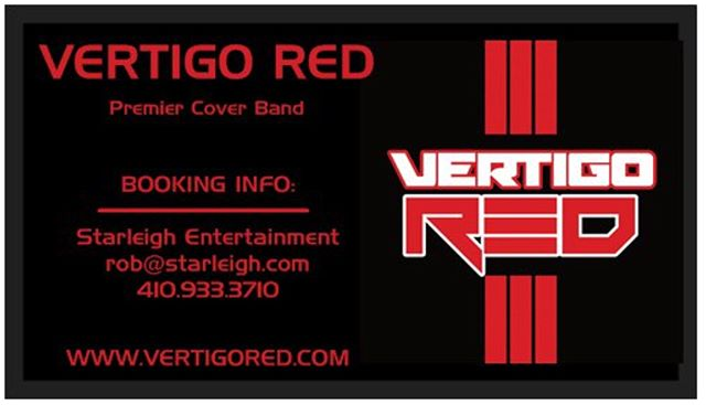 New biz cards are in! Pick one up at our next show!! #vertigored #outwiththeoldinwiththenew #starleighentertainment