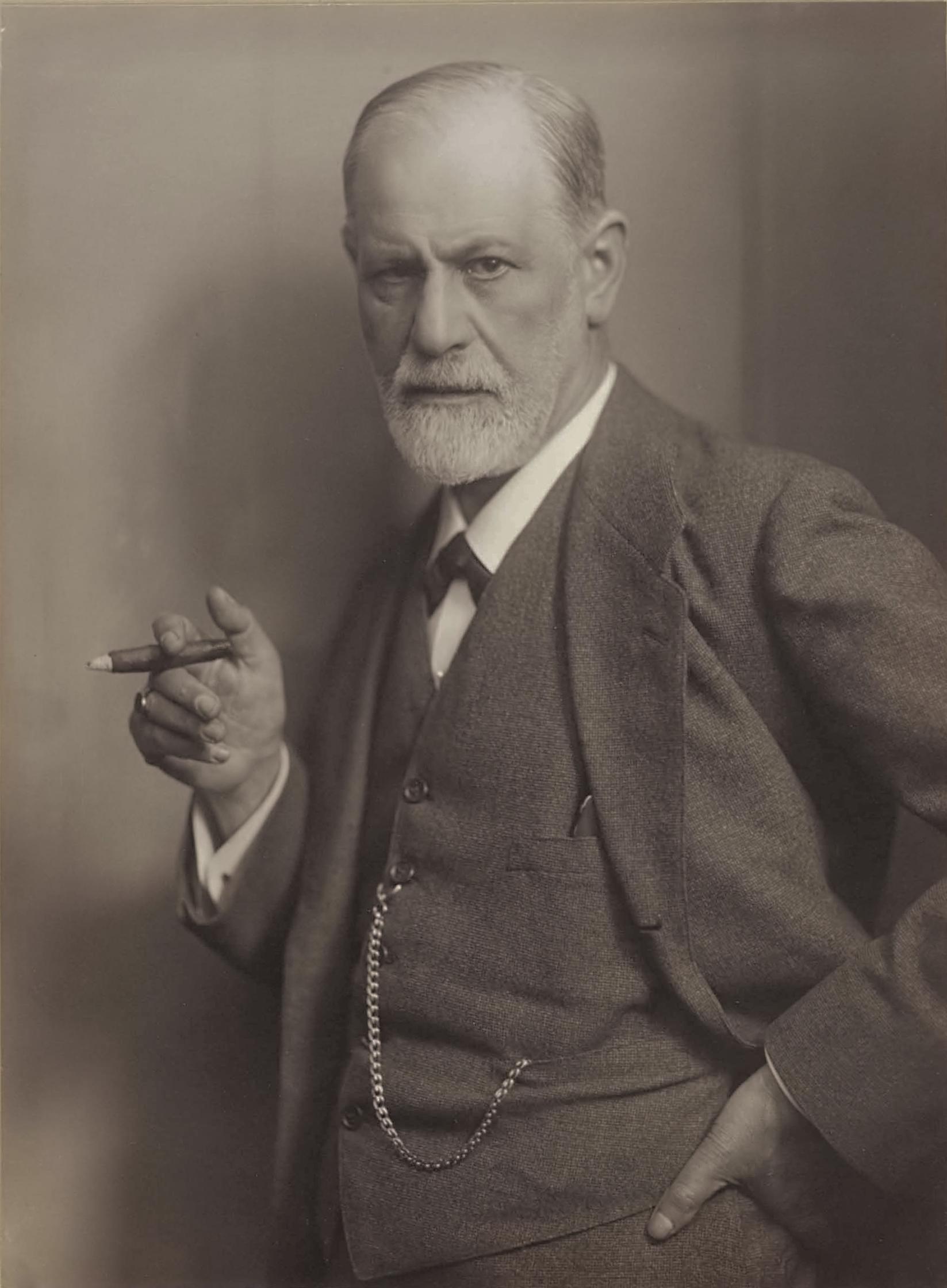 Sigmund Freud, trade show consultant