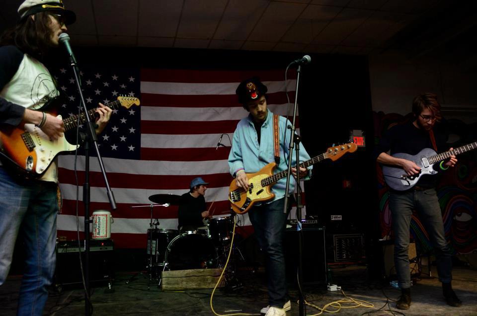 the hiya dunes american band.jpg