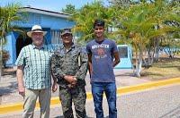 With base commander at University of Defense.jpg