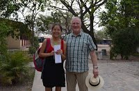 With Diana his translator.jpg