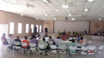 The Association of Pastors in Comayagua