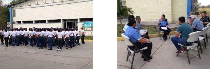 Police Cadets | Meeting with Colonel of Police Academy