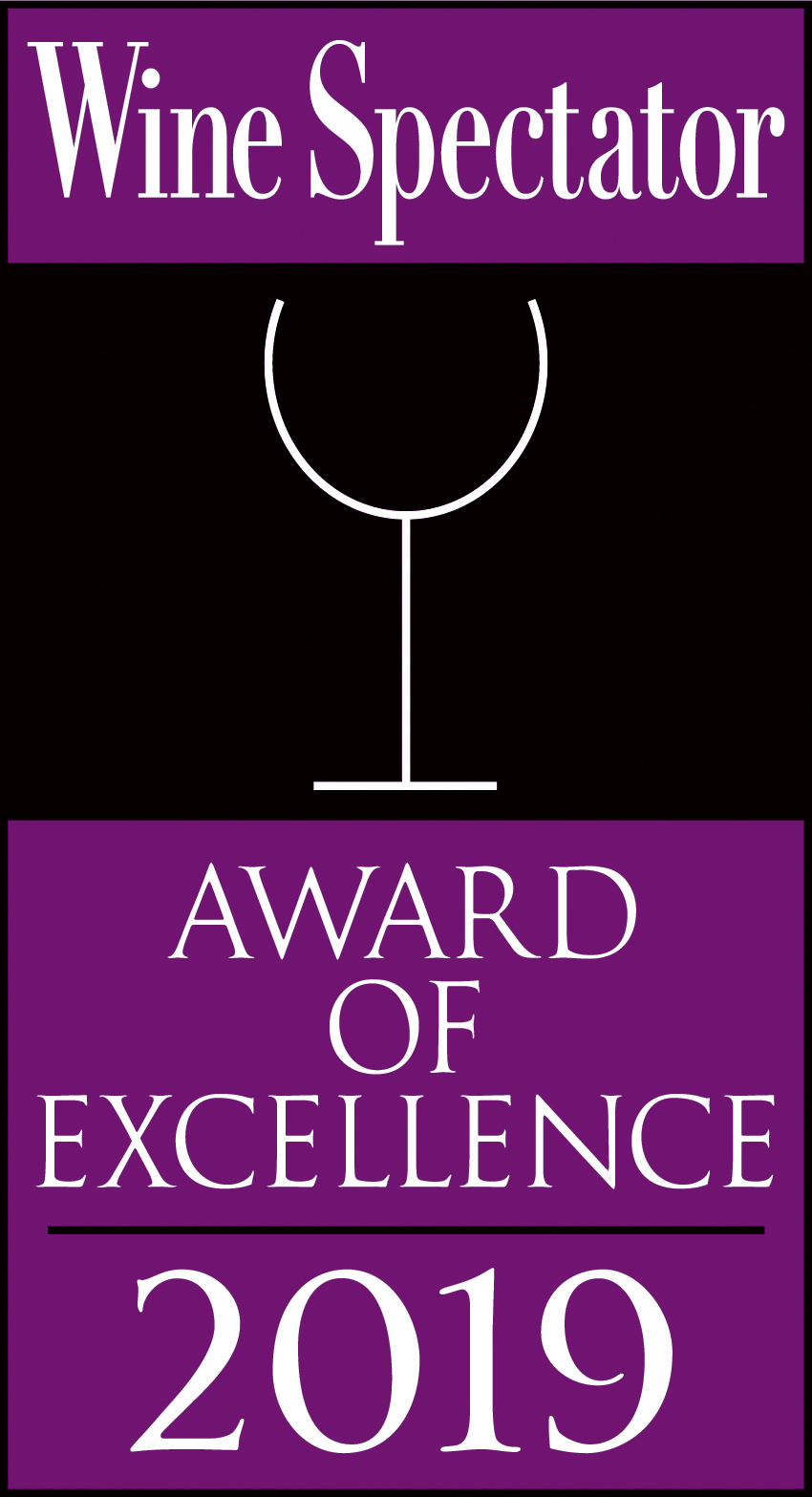 2019 Wine Spectator Award - The juice is worth the squeeze
