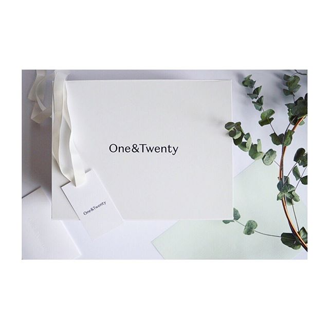 TWO 🌿 We've been wrapping, ribboning and helping you guys gift a little love for 2 whole years! HAPPY BIRTHDAY One&Twenty! 🎀 #oneandtwenty #twentyfirst #twotoday #happybirthday