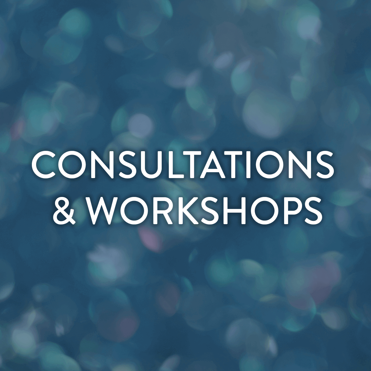 Consultations & Workshops