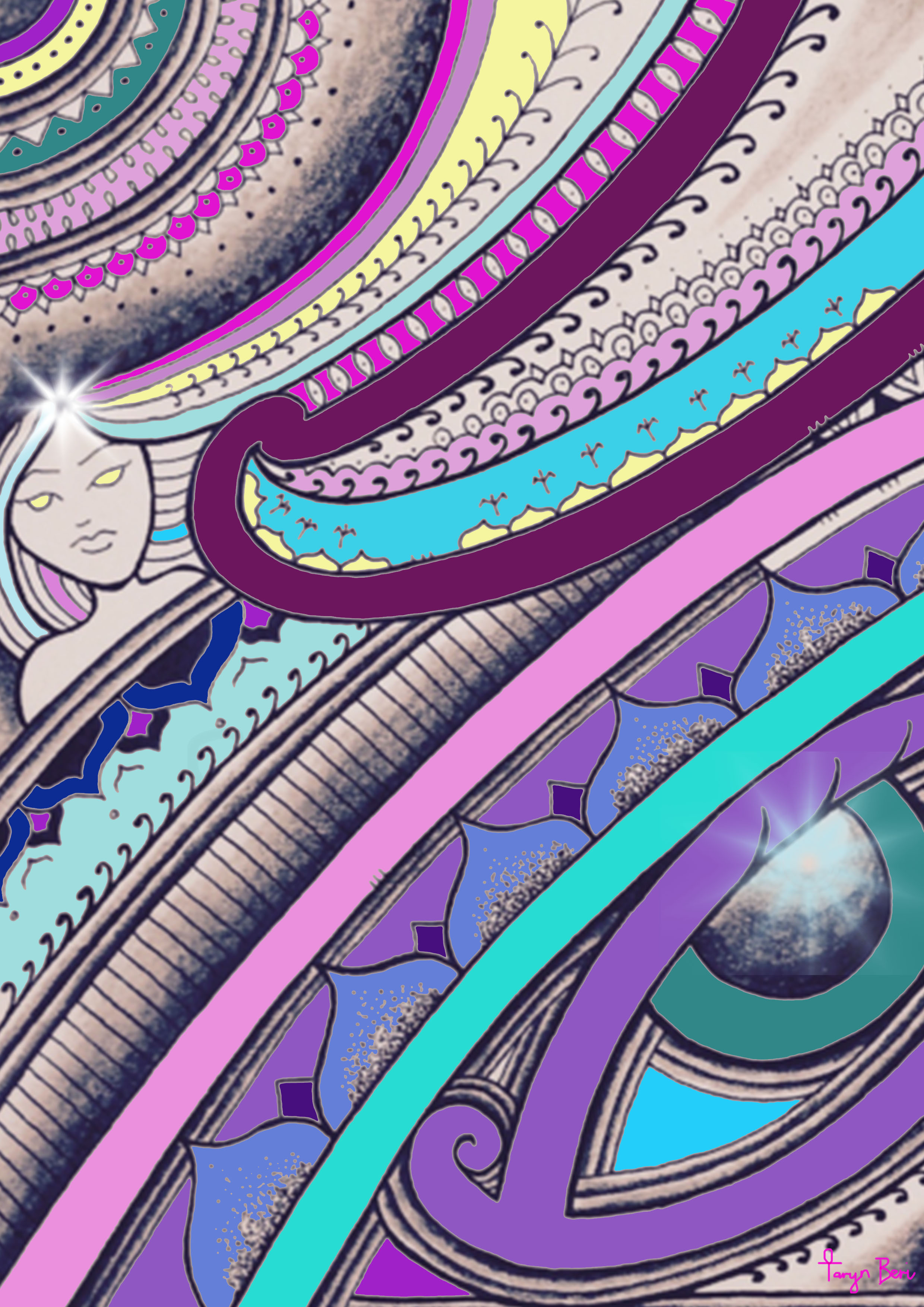 buy maori art new zealand matariki