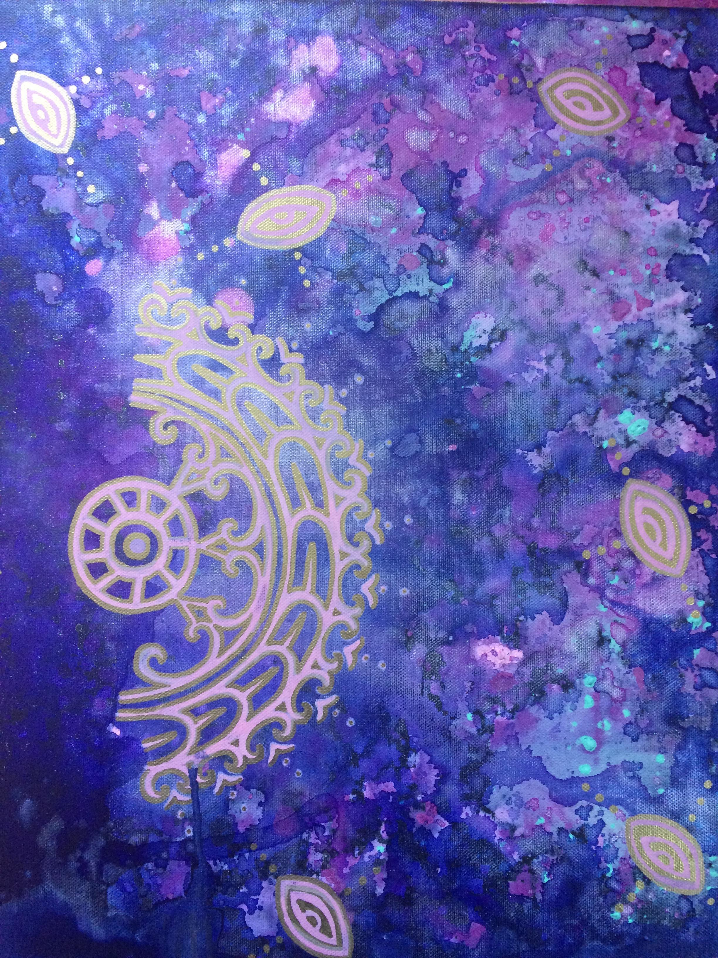 'Mata Ariki'  by Taryn Beri.