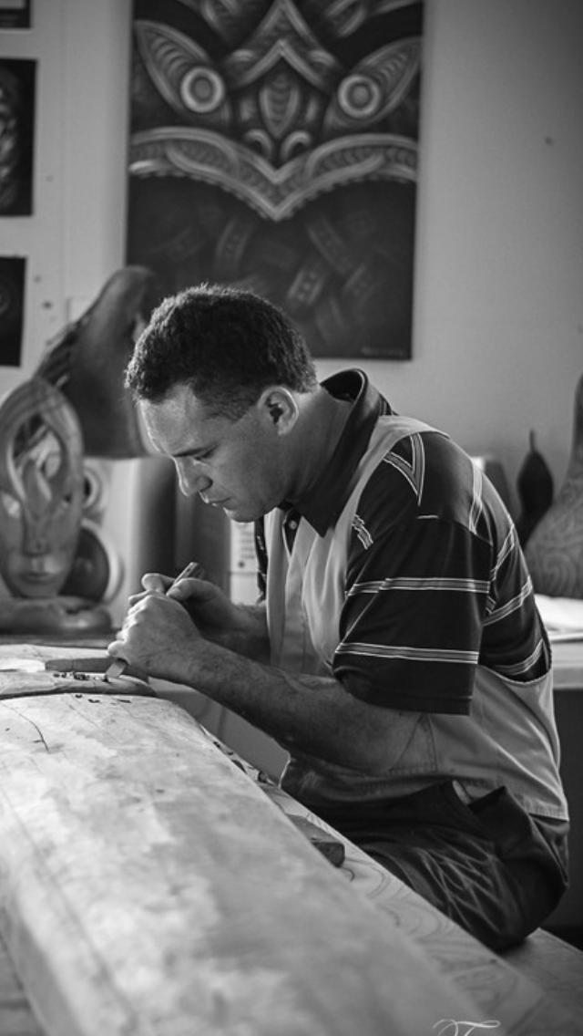 buy maori art new zeaand daniel ormsby