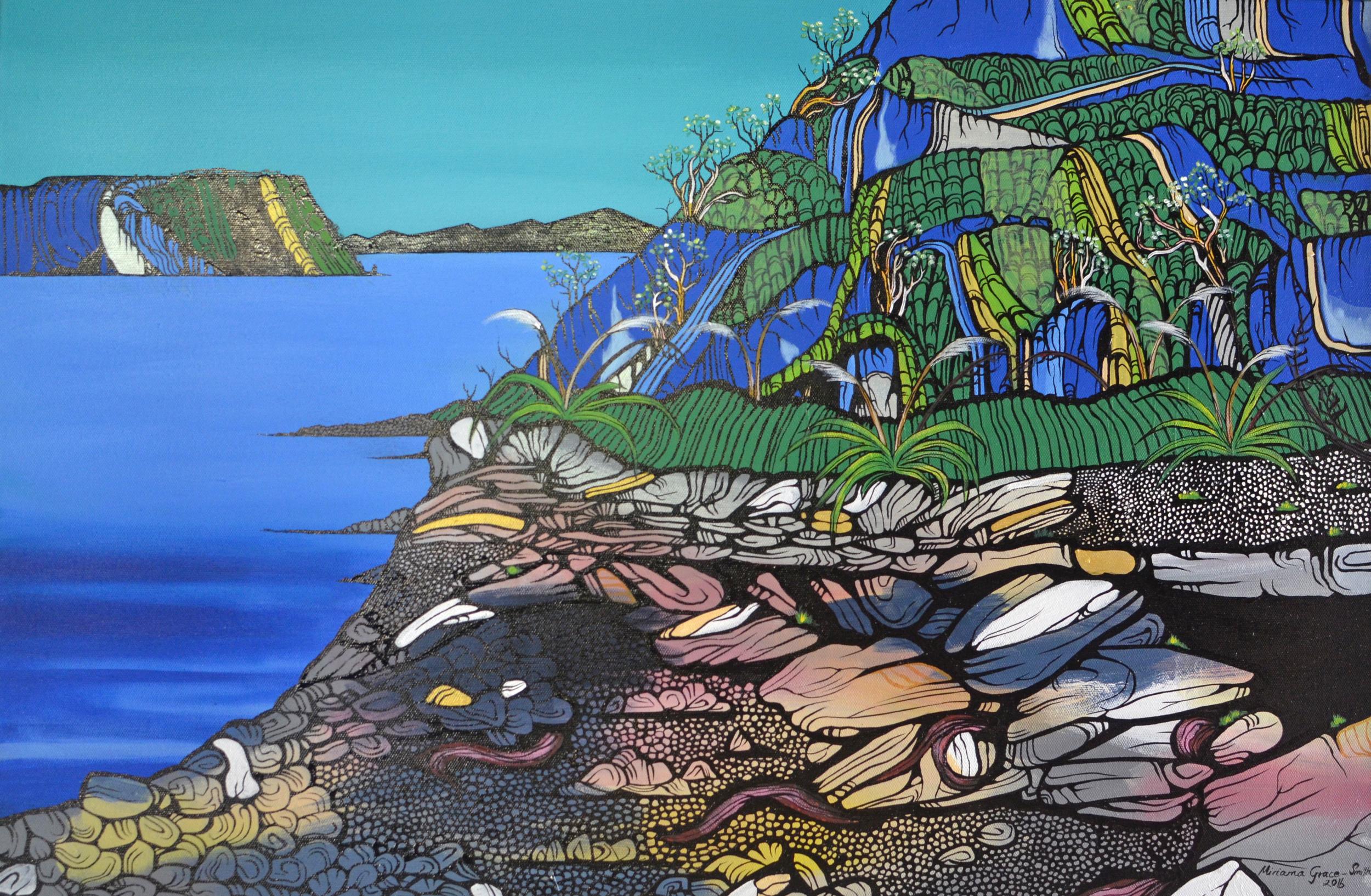 'Taiao I' by Miriama Grace-Smith