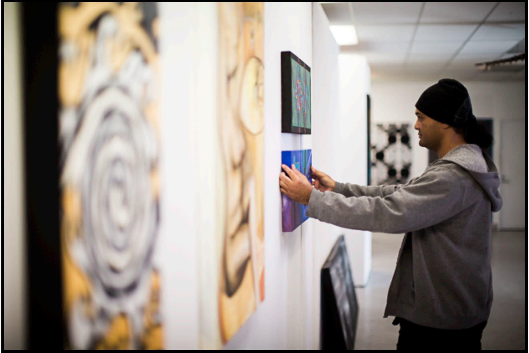 te Brahui buy maori art online gallery modern