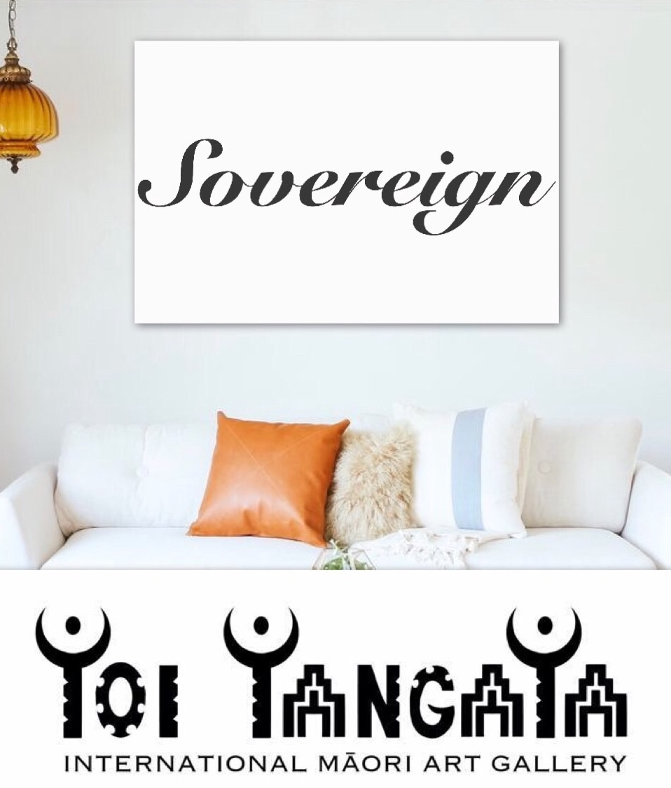 'Sovereign II'  by Taryn Beri. Click   here   to purchase yours.